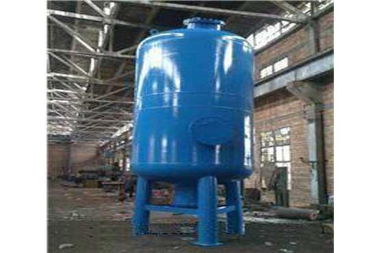 橡胶厂管式电捕焦油除尘器